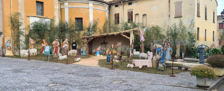 Presepio a Bagnolo San Vito (Mantova)